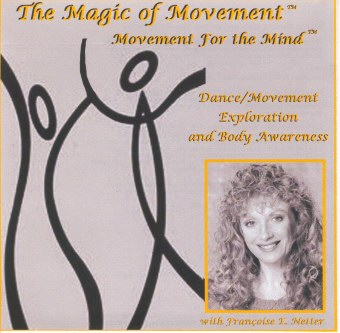 The Magic of Movement CD by Francoise Netter
